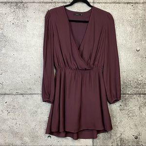 Aritzia // Talula // Long Sleeve Mini Dress